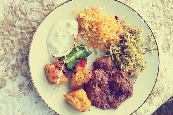 persian food!!!
