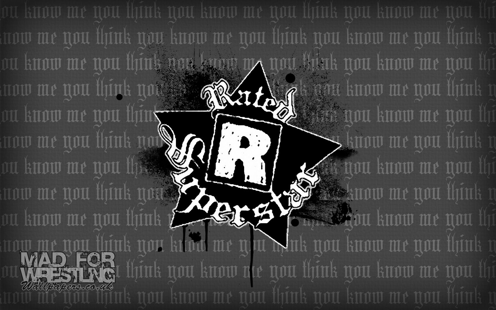 watch more like wwe edge rated r logo | epic car wallpapers