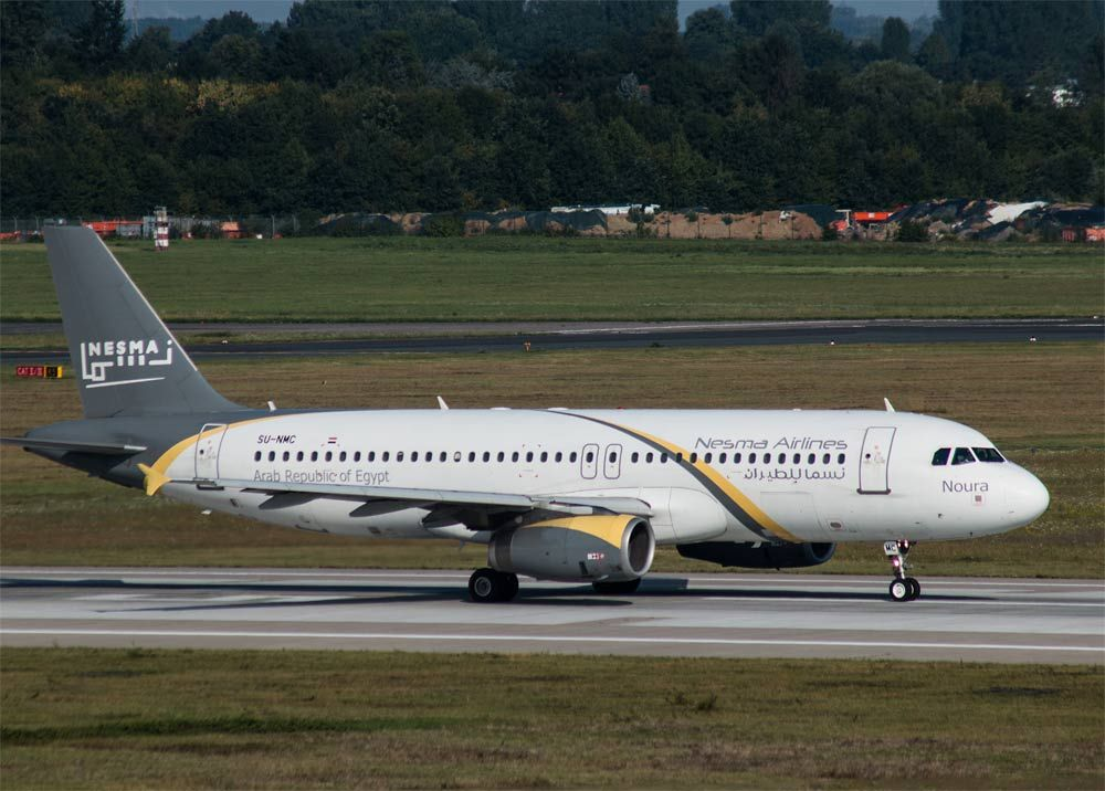Airbus A320 Nesma Airlines Airbus Airlines Commercial Aviation