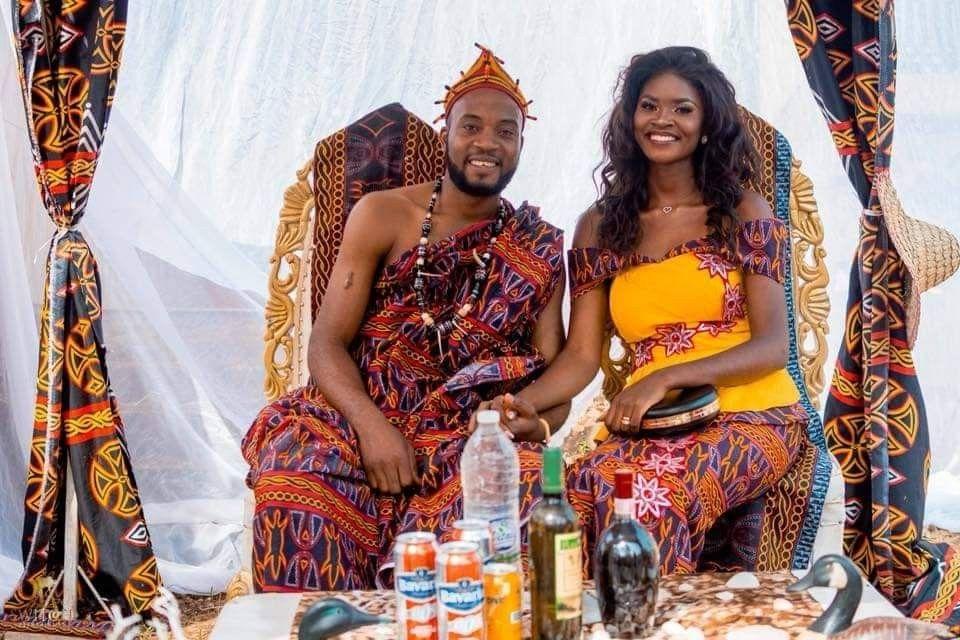 Beauty vlogger ela emelda ties the knot in bamenda
