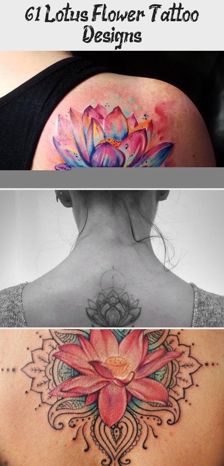 61 Lotus Flower Tattoo Designs Lotus Flower Tattoo Design Small Lotus Tattoo Small Lotus Flower Tattoo