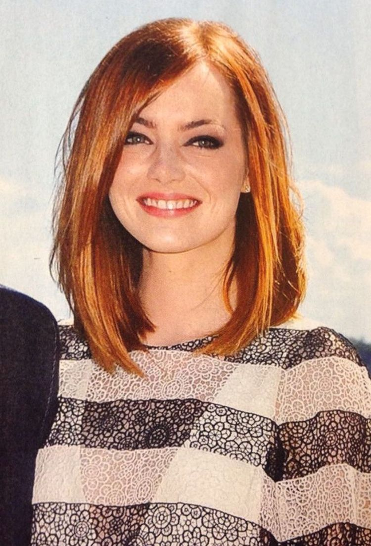 medium length haircut for round face new hairstyle 2014 medium