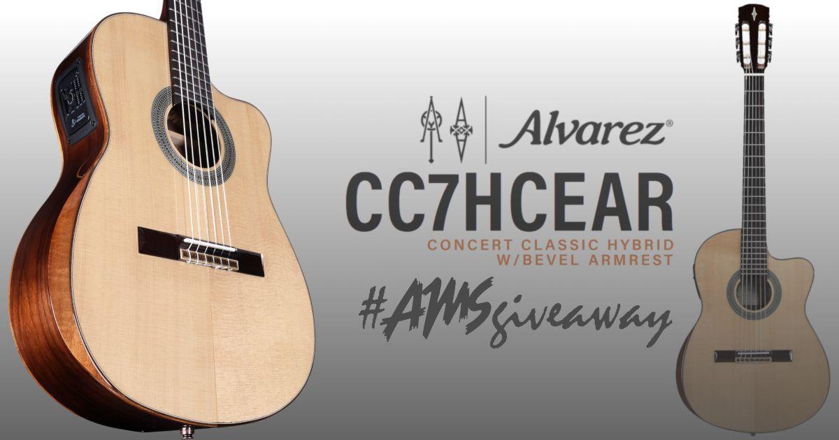 Alvarez Cadiz Classical Giveaway Enter Now Classical Acoustic Guitar Classical Guitar Acoustic Guitar