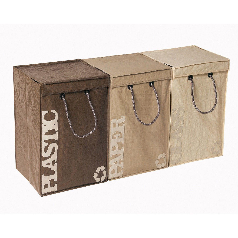 Contenitori raccolta differenziata home 2 recycling for Ikea raccolta differenziata