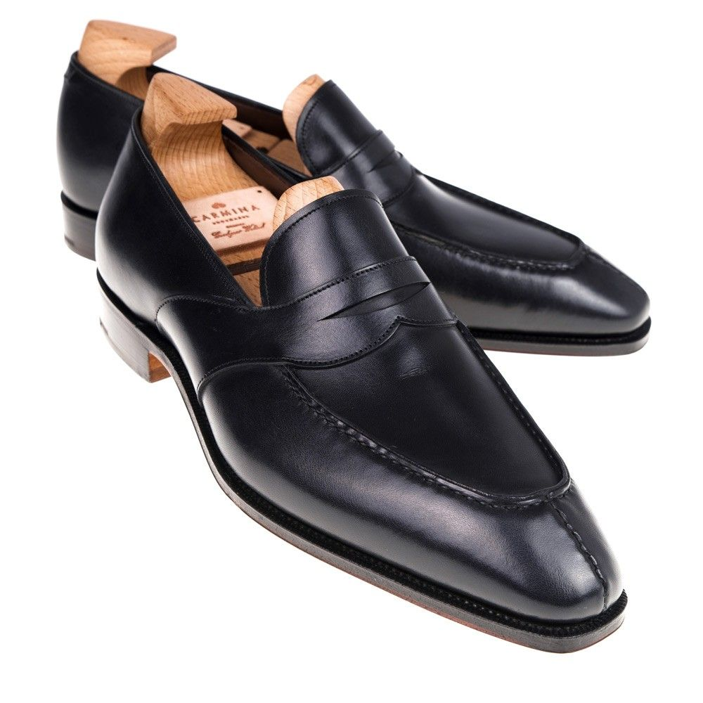Full Strap Penny Loafers 80673 Balitx In 2021 Loafers Mens Dress Loafers Penny Loafers [ 1000 x 1000 Pixel ]