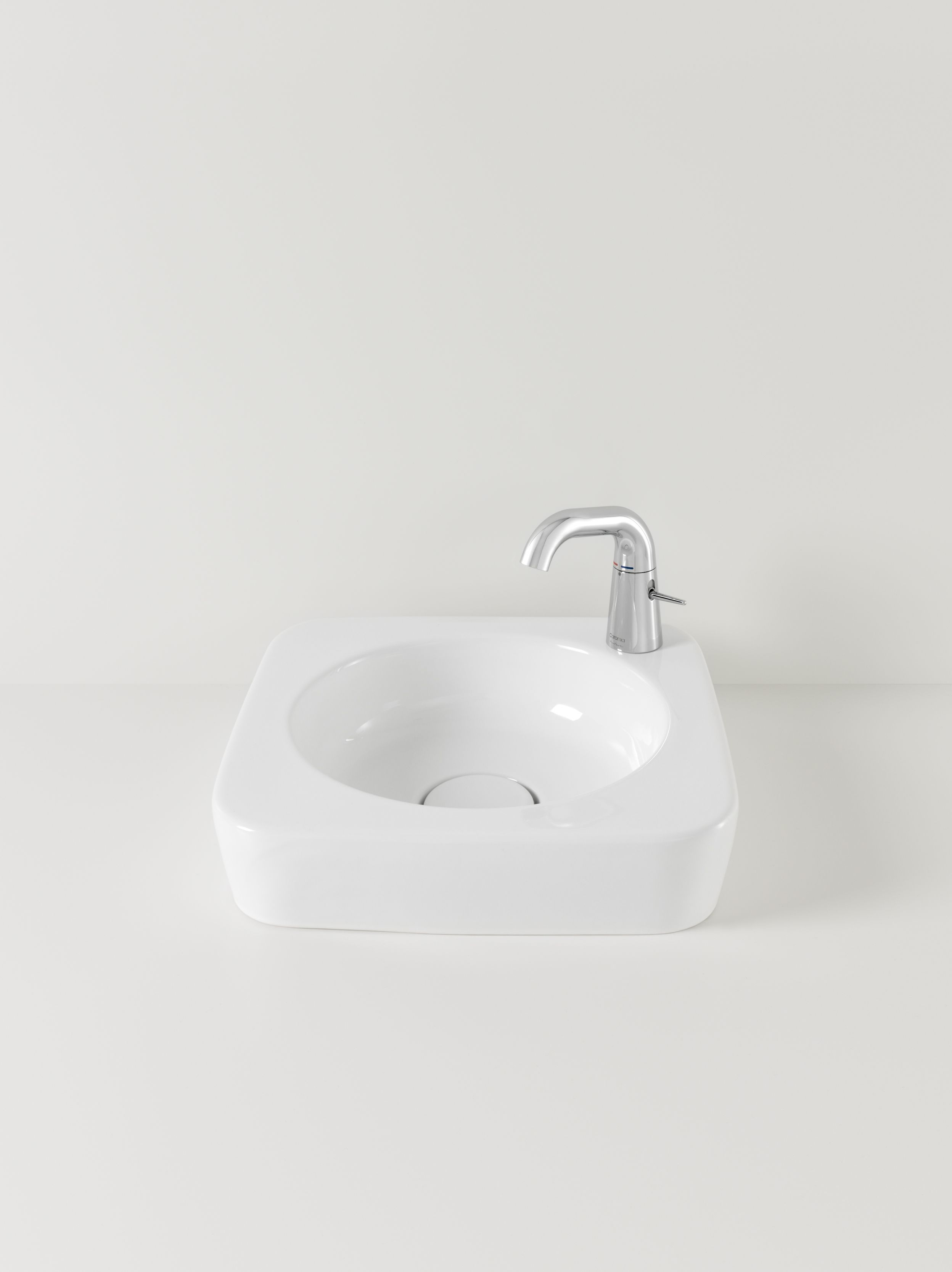 #Caroma #marc #newson #sink #bathroom Caroma U0026 Marc Newson Designer  Bathroom Range: Free Standing Basin And Tap