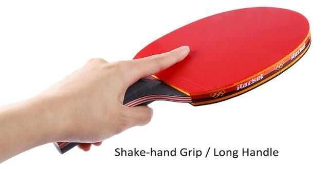 Regail Table Tennis Paddle Protective Case Table Tennis Racket Ping Pong Paddles Table Tennis