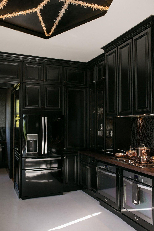 House Beautiful Kitchen Of The Year Kohler Kitchen In Black House Beautiful Kitchens