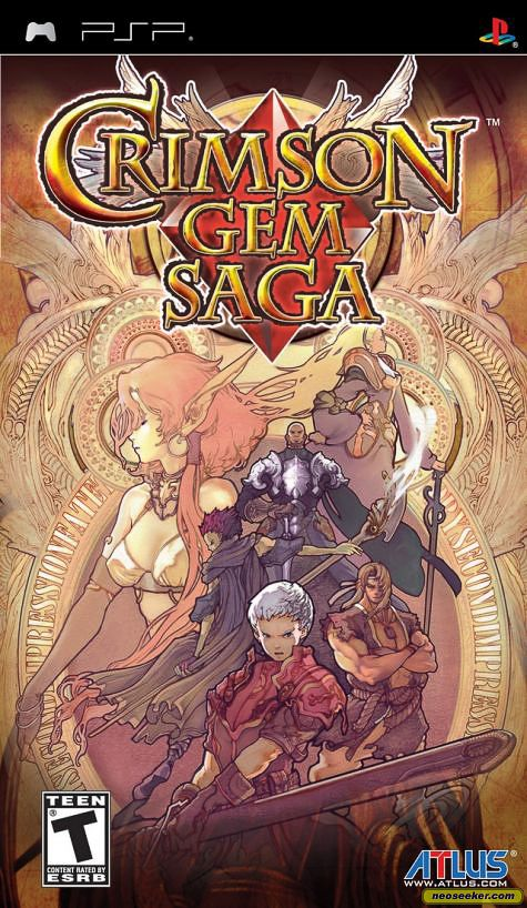 Crimson Gem Saga Psp Iso Saga The Dark Crystal Psp