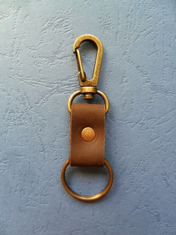 exquisite style f2853 d349c womens leather key fob ... d834691347