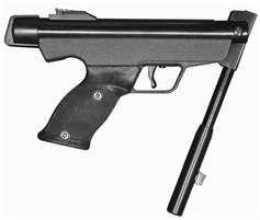 Air guns - Pyramyd Air Report Diana P5 Magnum air pistol from RWS