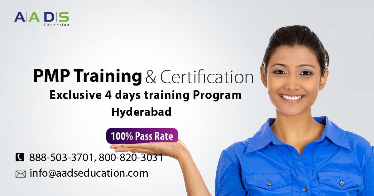 Get Pmp Certification Training From Certified Trainer Project
