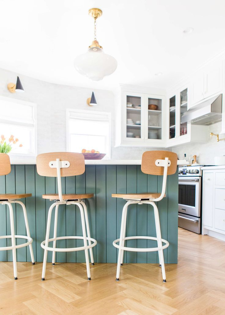 We found the perfect stool! It\'s tradtional but still modern and ...