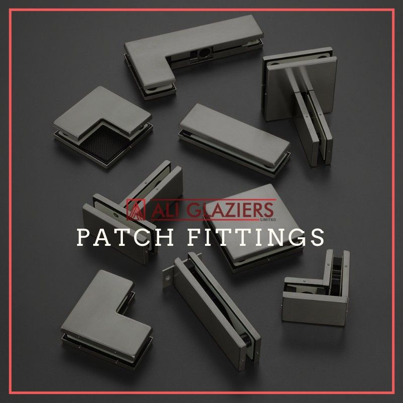 Frameless Glass Patch Fittings Glass Shower Patches Shower Cubicles