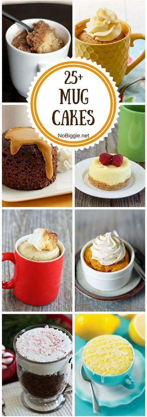 25+ Mug Cakes (With images) | Mug recipes, Cake recipes ...