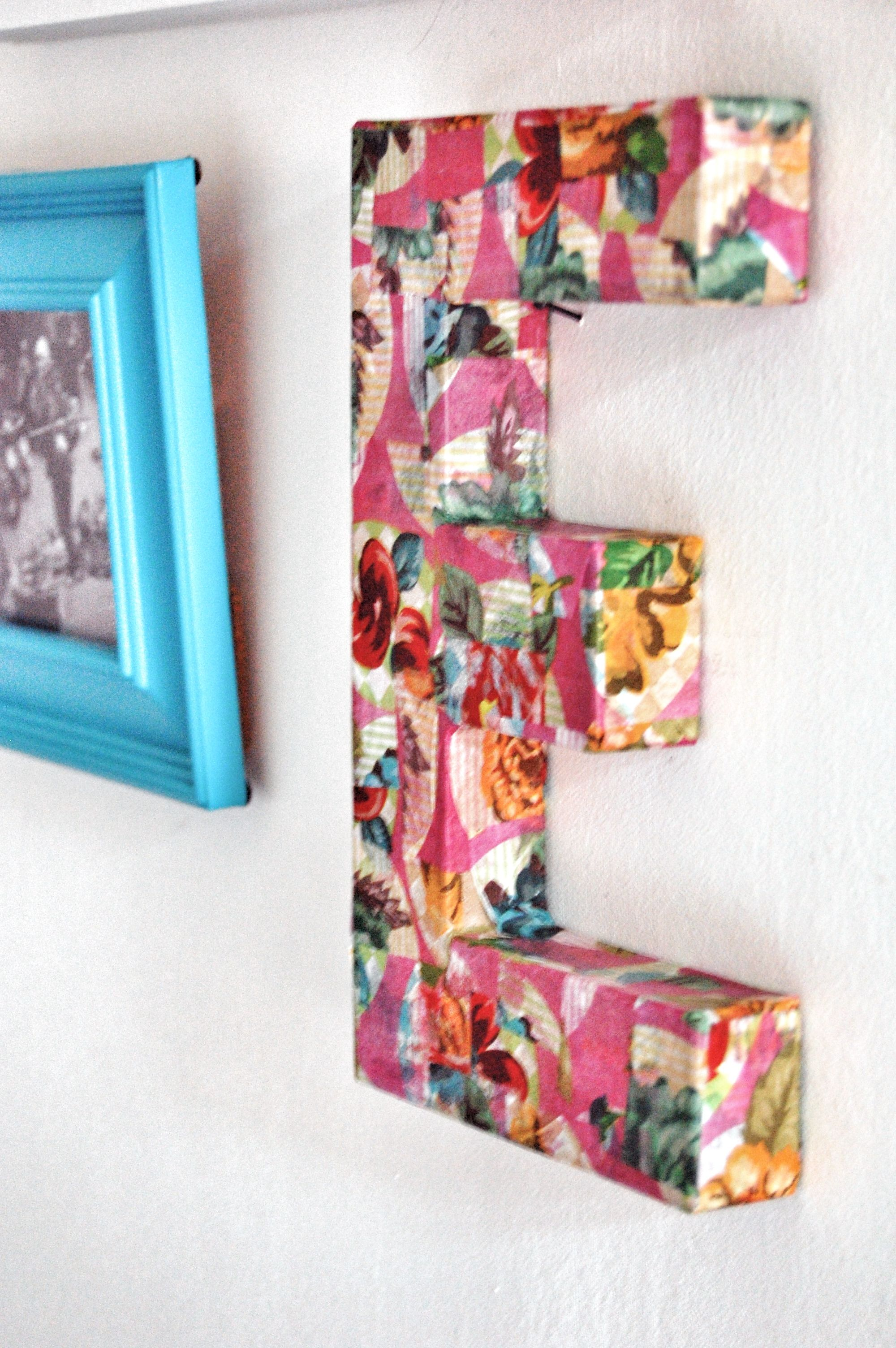 Painting Wooden Letters With Acrylic Paint Google Search