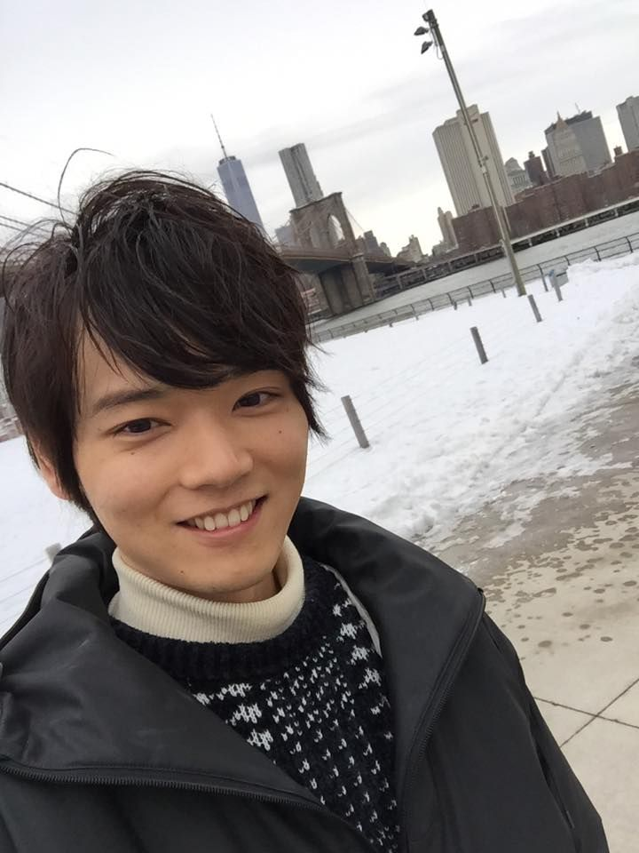 Yuki Furukawa NY City en 2019 | Yuki furukawa, Dorama y Oppas Yuki Furukawa 2019