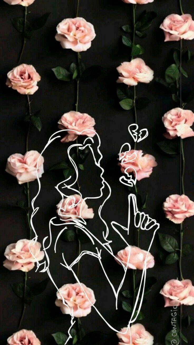Pin de Лиза Сурова em цветы | Ideias instagram, Papel de ...