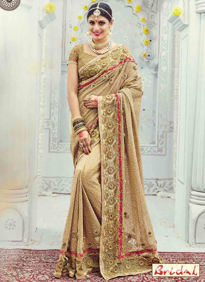 Best Indian Bridal Saree Designs For Weddings In 2019 Fancy Sarees Saree Designs Wedding Sarees Online