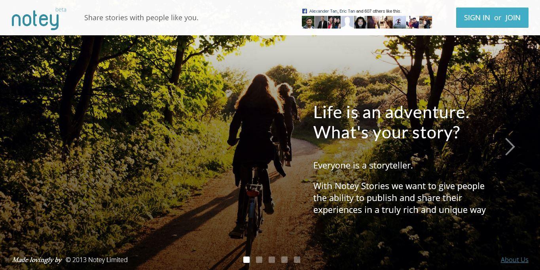 #beautiful landing page  #notey   #ux  #landingpage   #ui    #userinterface     #webdesign  #design   #socialmedia    #socialnetworks  www.notey.com