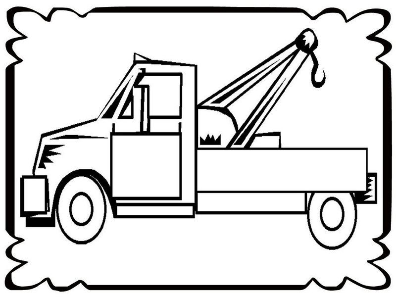Nowadays There Are A Lot Of Sites Offering High Detailed Tow Truck Coloring Sheets Thes Truck Coloring Pages Coloring Pages For Boys Coloring Sheets For Boys