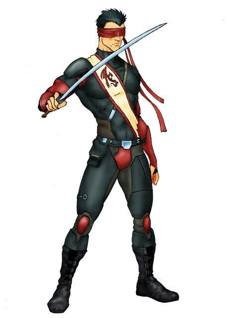 Kenshi (Vs Mode) | Kenshi | Mortal kombat 2, Mortal kombat