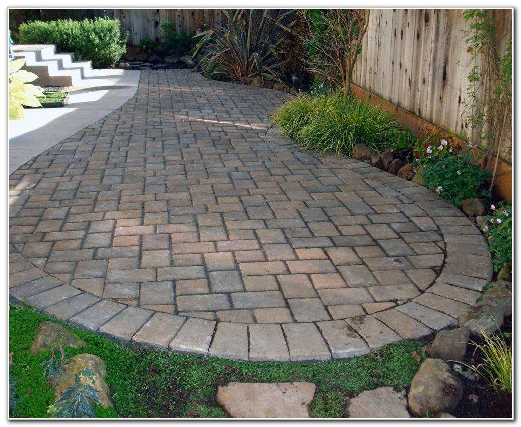 12 Some of the Coolest Ways How to Improve Backyard Pavers Design Ideas is part of Pavers backyard, Patio stones, Patio pavers design, Stone patio designs, Patio design, Patio pictures - When we Are speaking about the house decoration, we can't overlook speaking about the Backyard Pavers Design Ideas  Backyard  or the outside side of the house