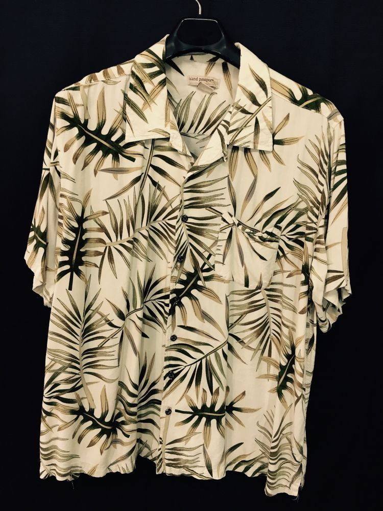 store entire collection hot sale Details about Mens Cotton Tropical Short Sleeve Floral Print ...