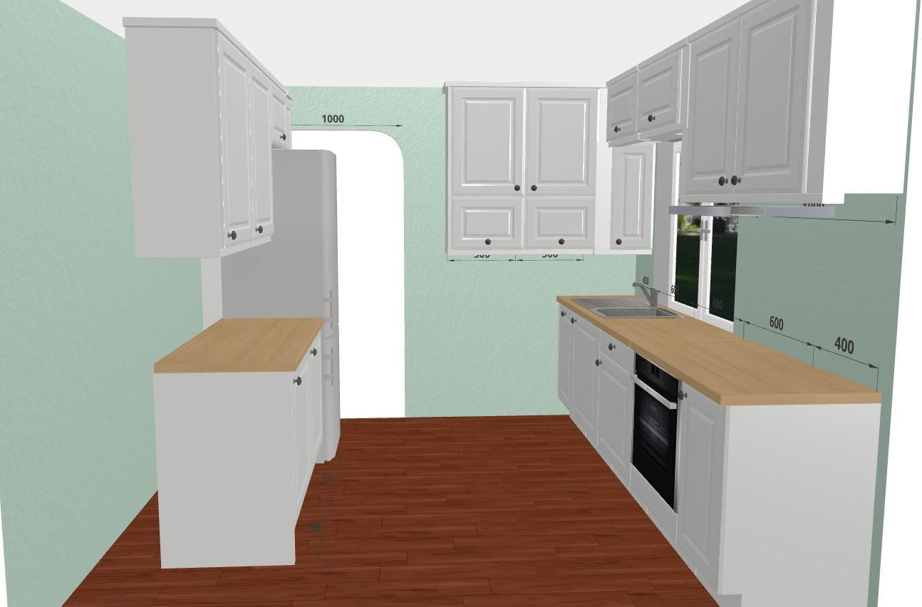 Classic Kitchen Design With Shaker Cabinets Use The Free 3d
