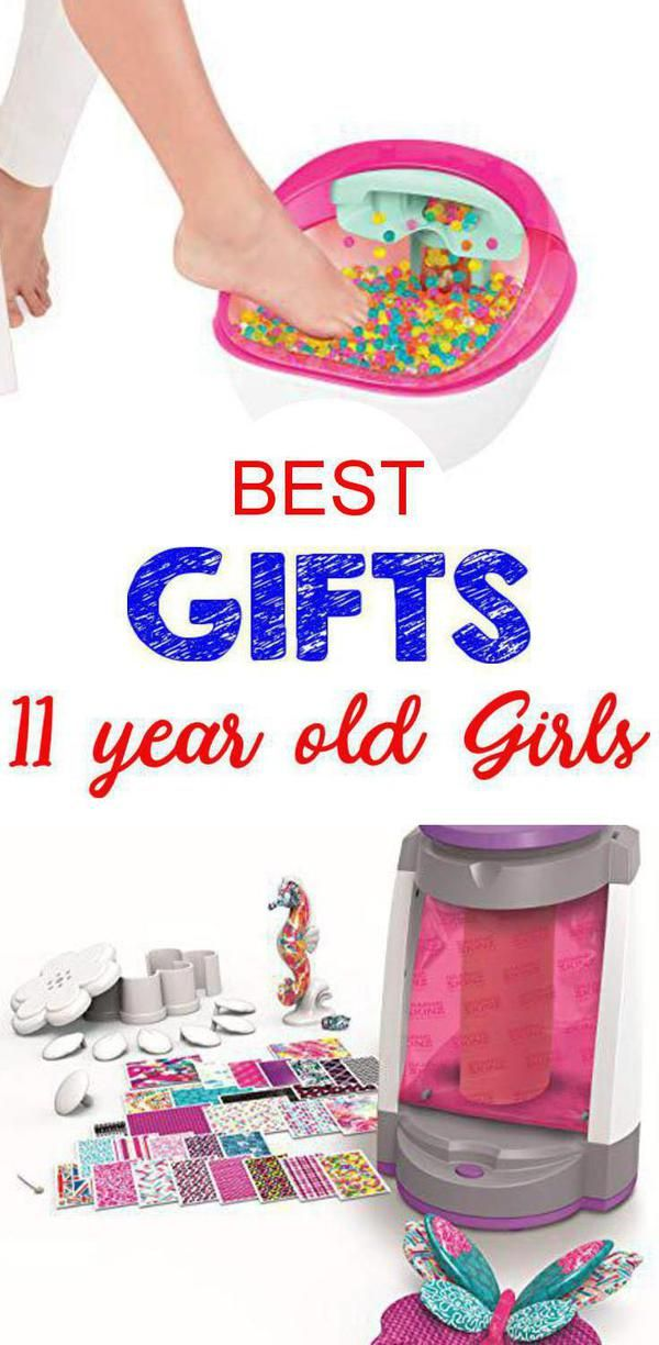 BEST Gifts 11 Year Old Girls! Top gift ideas that 11 yr