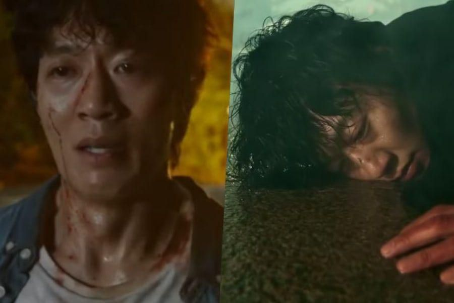 """Watch: Kim Rae Won Faces Against Endless Struggles In Teaser For New Drama """"L.U.C.A.: The Beginning"""""""