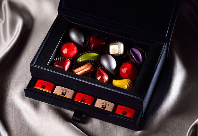 東京マリオットホテルから、チョコレートの宝石箱「ビジュー」バレンタイン限定ブラウニーやマカロンも登場 - Yahoo! BEAUTY