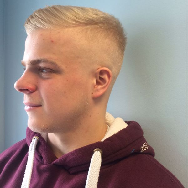 26+ Grade 0 back and sides haircut trends