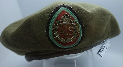 Original ww2 ats #auxillary #territorial #service womens beret,  View more on the LINK: http://www.zeppy.io/product/gb/2/111949467775/