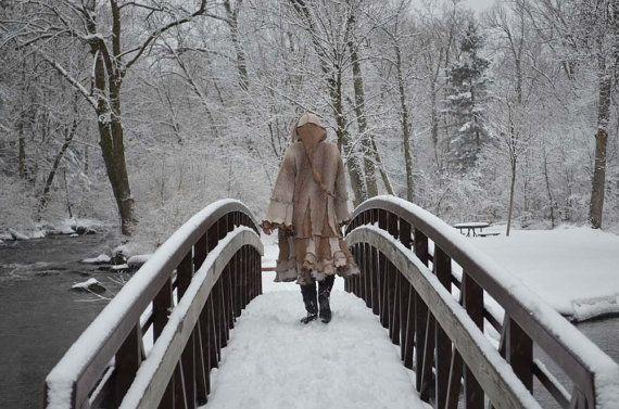 Warm winter frankensweater in an XL by sluagh on Etsy, $220.00