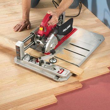 Factory Reconditioned Skil 3601 Rt 7 Amp 4 3 8 In Flooring Saw Flooring Tools Flooring Skil