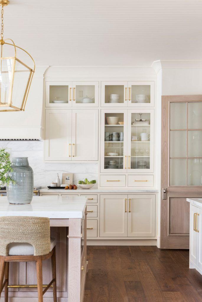 Touch of Brass - The Brass Hardware Trend is Still