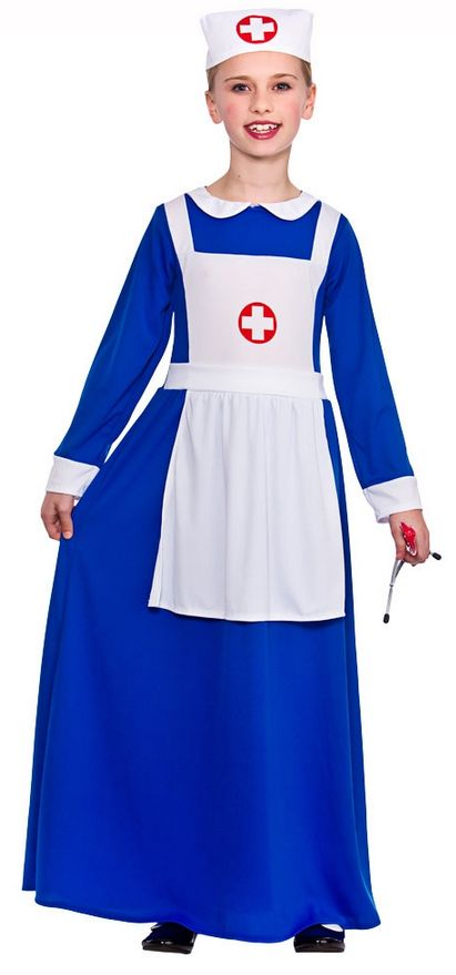 Wartime Nurse Costume.  sc 1 st  Pinterest & Wartime Nurse Costume | Costumes and Fancy dress costume