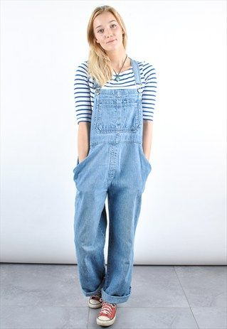 Trendy Plus Size Everyday Denim Overalls