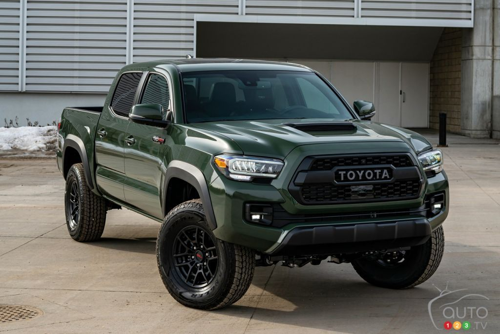 2020 Toyota Tacoma Trd Pro Pictures Introducing The 2020 Toyota