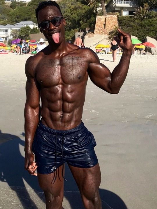 Black Gay Men Perineum Pictures