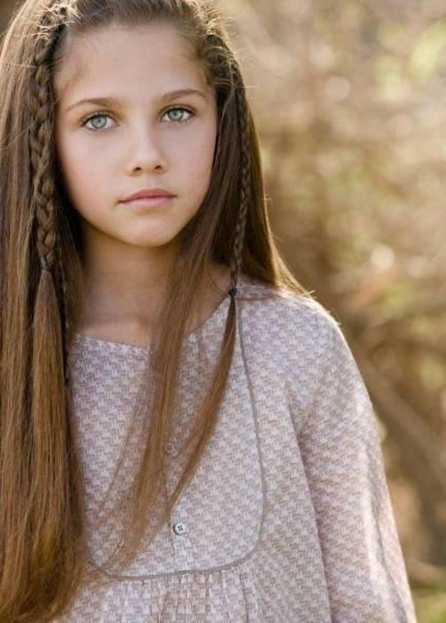 Cute Little Girl Hairstyles 2596 Curly Cute Kids Little Girl
