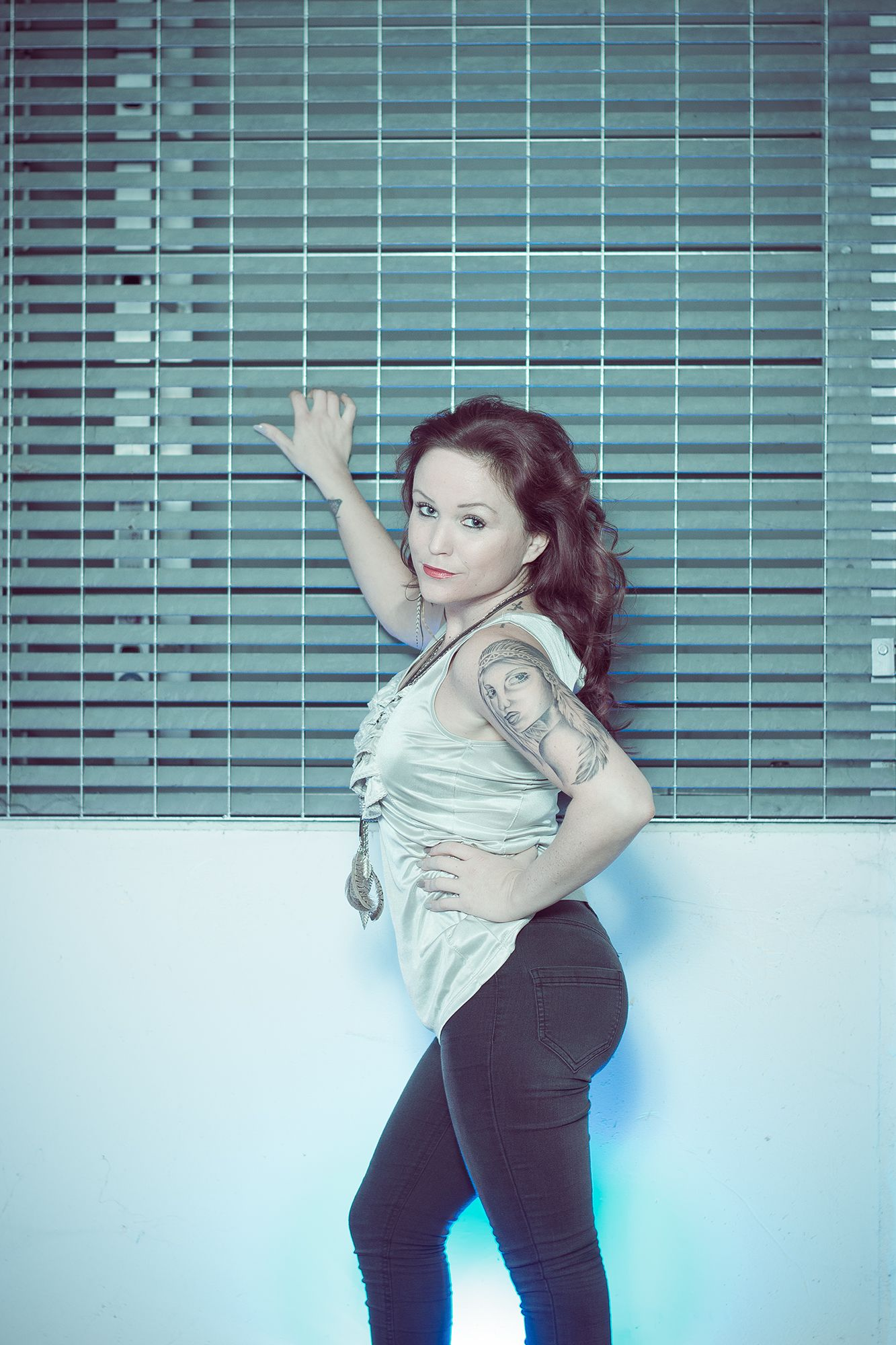 Toni Gawelek // Design & Fotografie | Tiefgarage