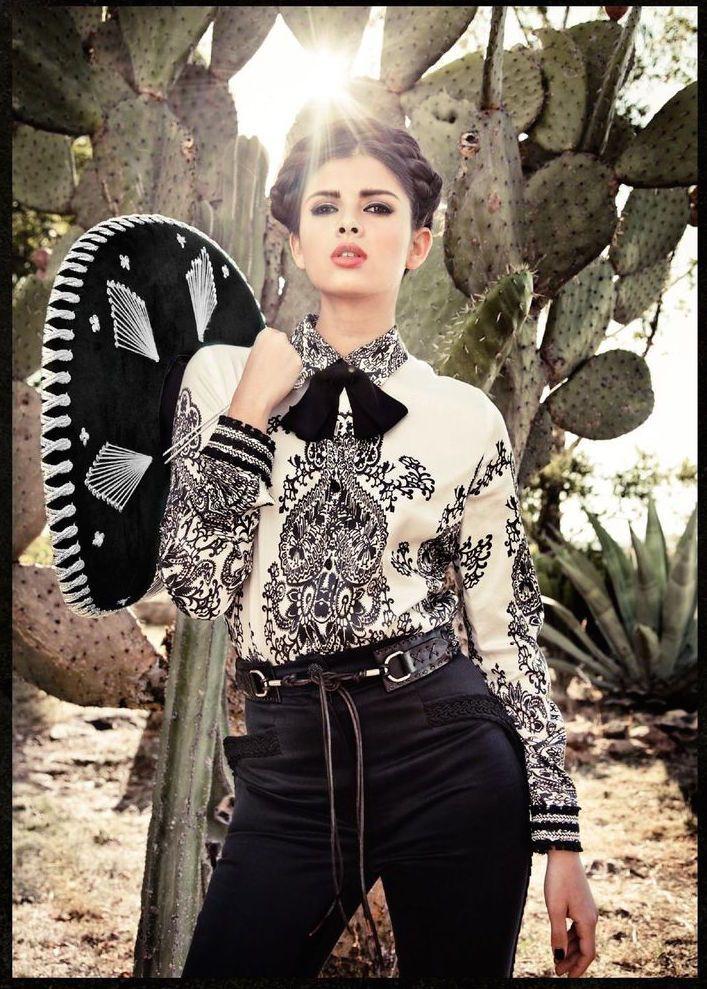 Vestidos para la noche mexicana