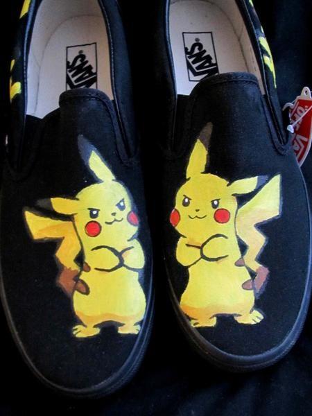 Pikachu Vans