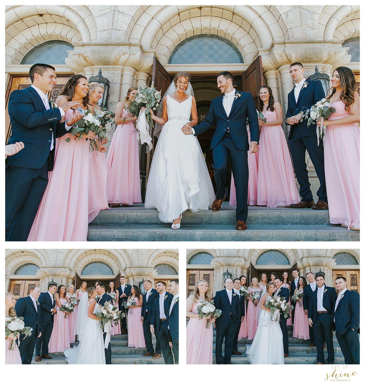 Let It Shine Photographyblog Mr Mrs Craig Patrick St John S Cathedral Wedding Boise Idaho Cathedral Wedding Wedding Wedding Photos