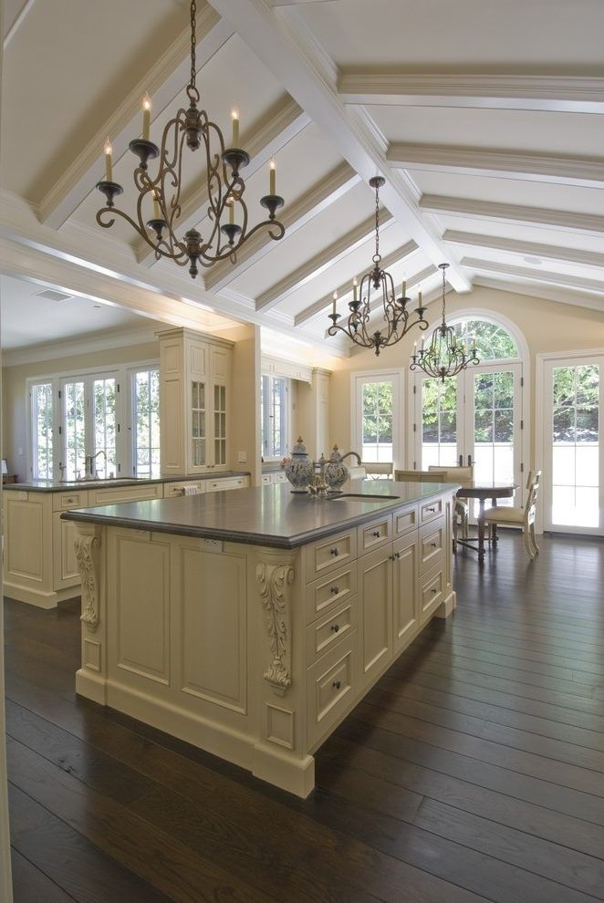 pin by kayla cimone on house ideas vaulted ceiling lighting diy kitchen lighting diy kitchen on kitchen cabinets vaulted ceiling id=46037