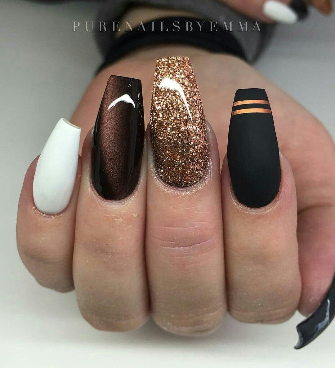 Hot Trendy Nail Art Designs that You Will Love | Trendy ...