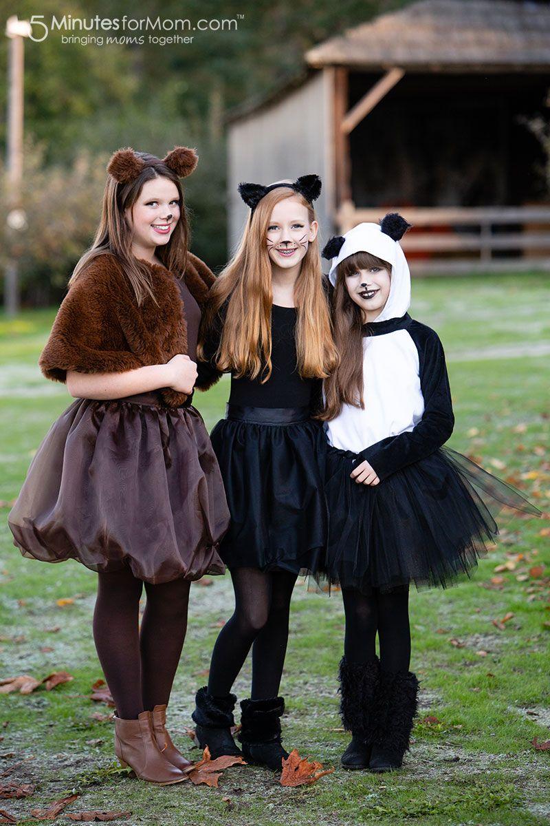 Diy Halloween Costumes For Teens And Tweens Halloween Costumes