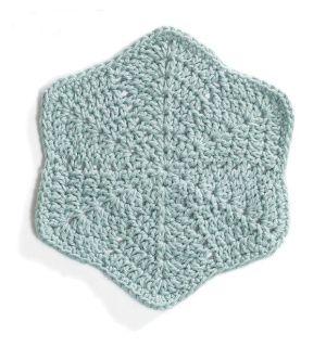 Sylvan Star Washcloth